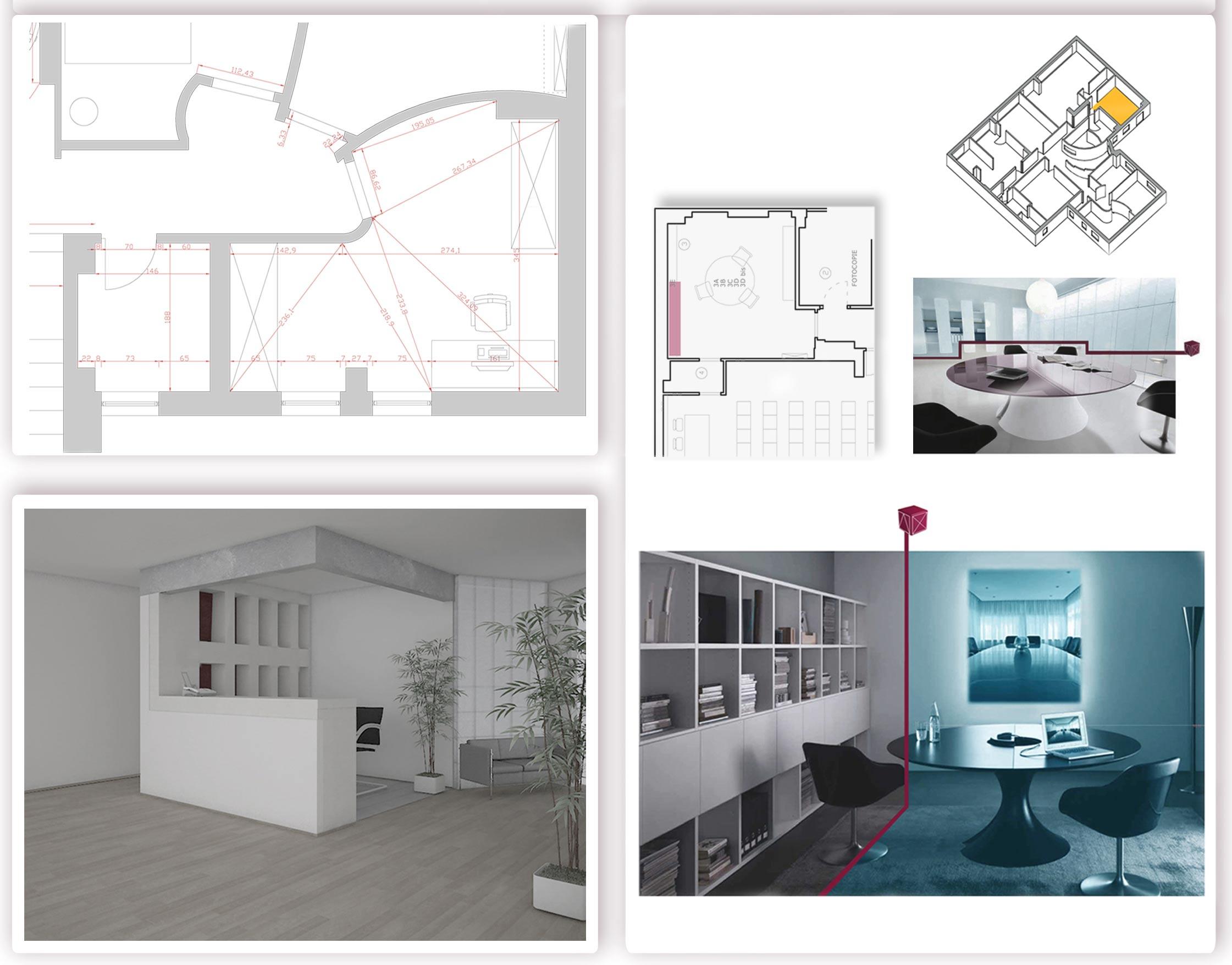 Studio legale for Progetti architettura on line